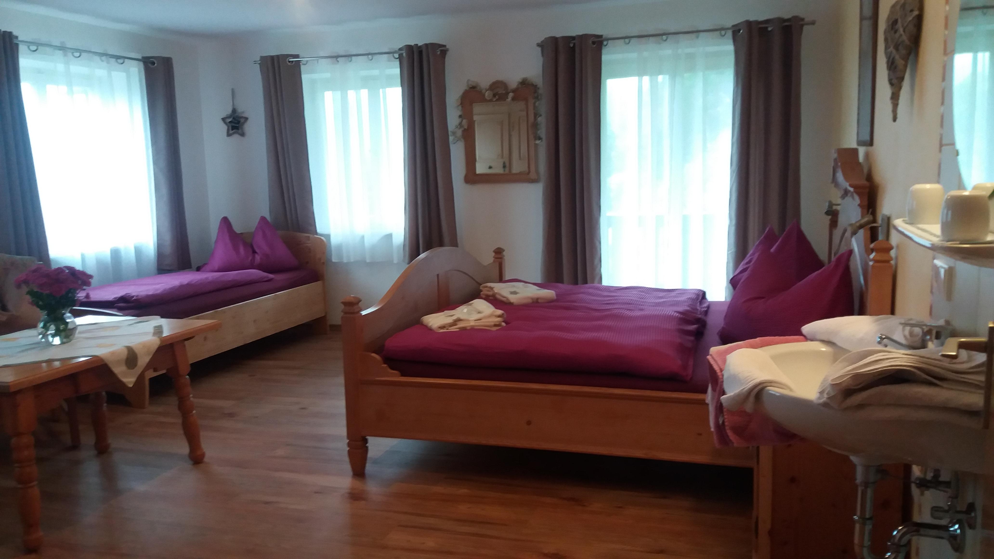 Breininglehen - 3-Bett-Zimmer