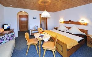 Haus Hillebrand - Zimmer