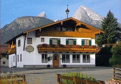 Gästehaus Watzmannblick
