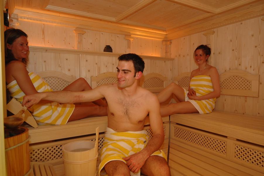 Hotel Hundsreitlehen ***Superior - Sauna