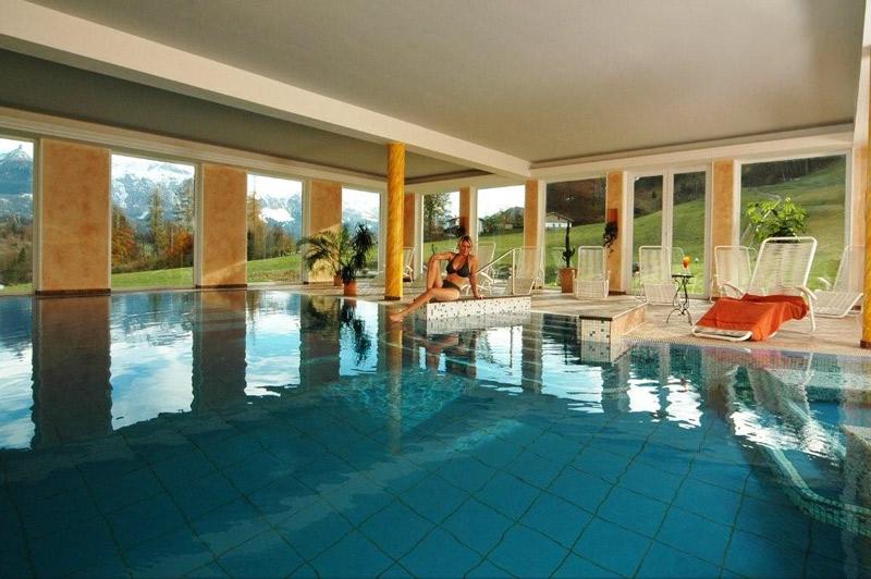 Hotel Reissenlehen OHG - Hallenbad