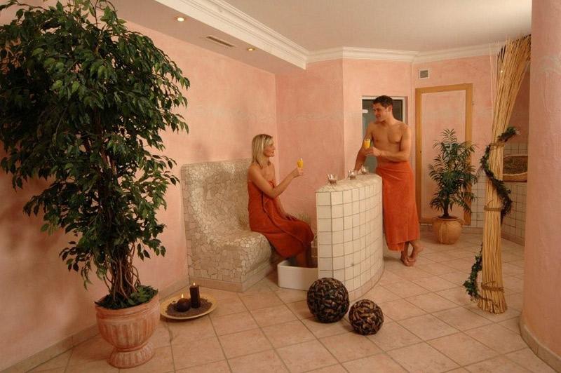 Hotel Reissenlehen OHG - Sauna