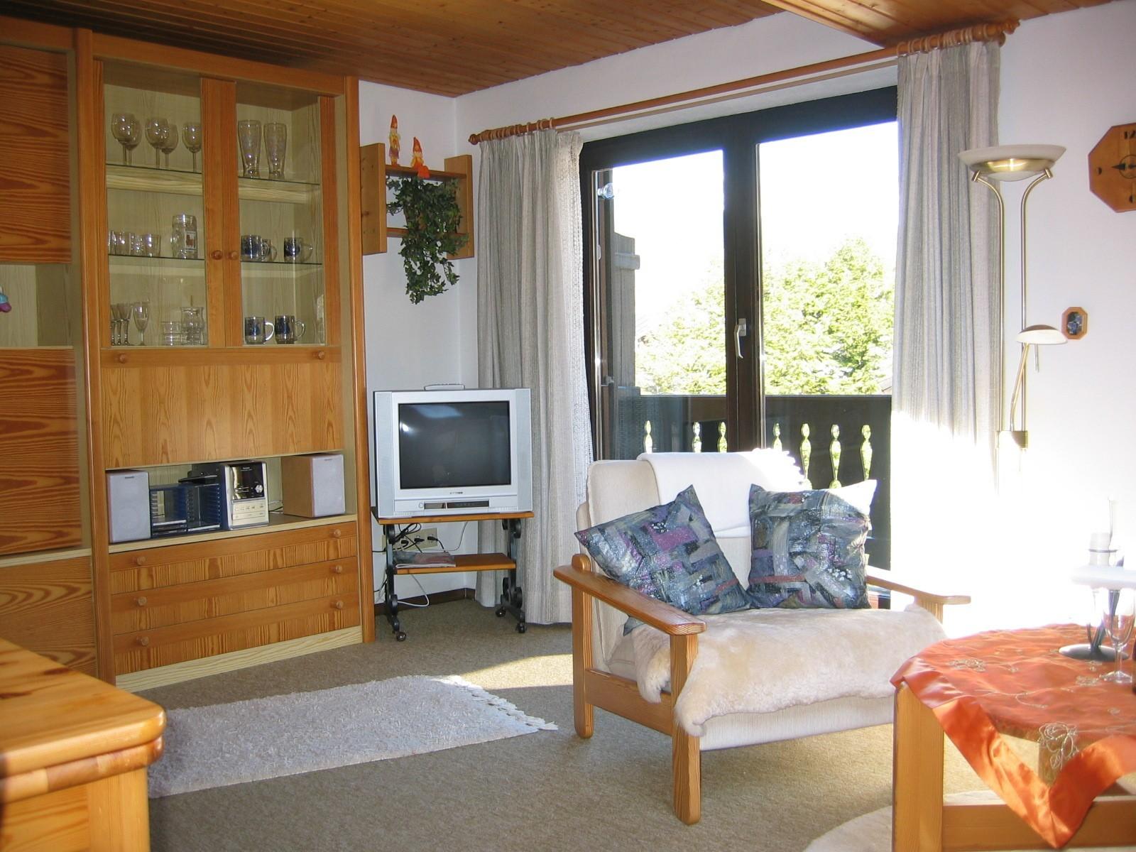 Ferienwohnung Hirschfelder - Appartement