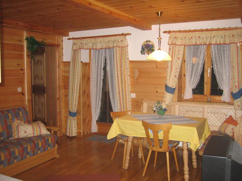 Bognerlehen - Wohnküche