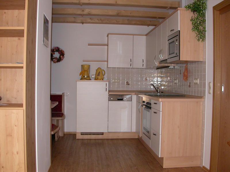 Grubenlehen - Küche