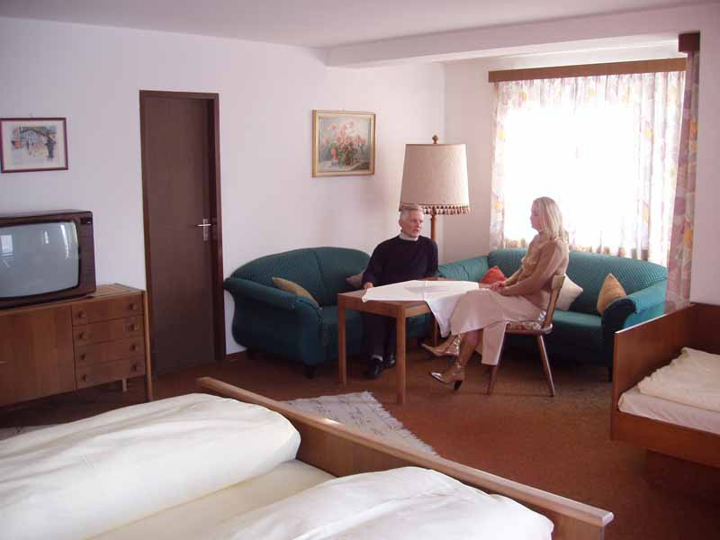 Hotel Brennerbascht - Gästezimmer