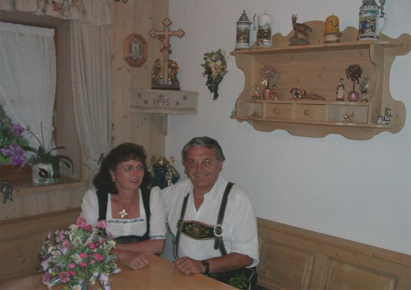 Gästehaus Sonja - Sonja und Reinhard Besele