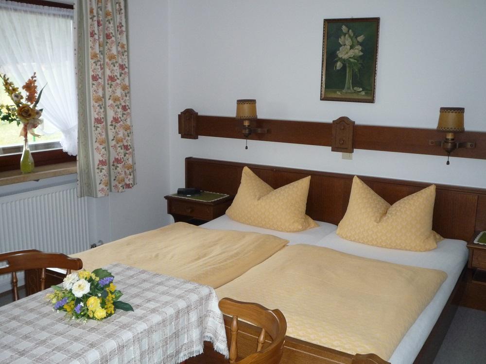 Gästehaus Wegscheidlehen - Zimmer